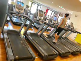 Precor Cardio Equipment incl. P80 Console
