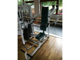 Shoulder Press Paramount - new and used