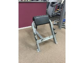 Preacher Curl Bench Precor - new and used