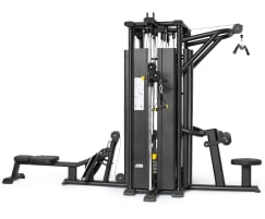 TOP offer: strength training equipment 4 station tower cable pull!!! directly from the manufacturer 2 years warranty