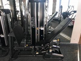 Cybex Gym Equipment Package