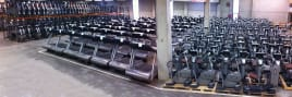 30 x Technogym Selection Line - refurbished - as new - transport possible throughout Europe