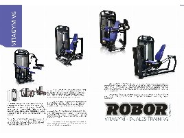 RoBoR VITAGYM V6 - Line - in vielen Farben lieferbar !!