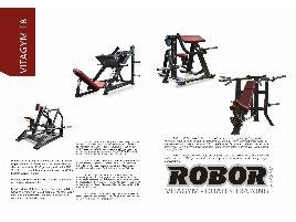 RoBoR VITAGYM T8 - Line - in vielen Farben lieferbar !
