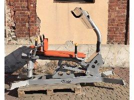 Hoist Beinpresse - aufgearbeitet - plate-loaded Dual Action Leg Press -  Leg Press