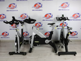 30 x Technogym Group Cycle Bike mit Computer - Indoor Bike Top Zustand