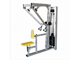 L+K Lat Rowing Machine Special Classic Line