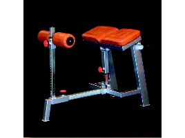 L+K Hyperextension Bench Classic Line