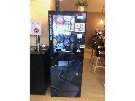Bodyshake Eiweiss Automat
