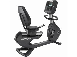 Club Recumbent Base, ALL incl. CLUB SERIES BIKE CONS GER-MET