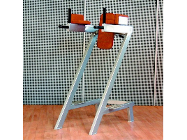 L+K Leg Lifting Machine with Adjustable Backrest Classic Line