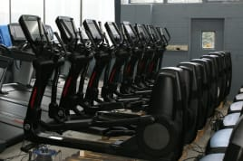 Life Fitness Crosstrainer 95x Elevation Series with Discover Console! TOP Condition! Incl. 6 Months Warranty!