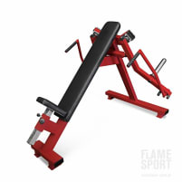 Incline Chest Fly Machine (8A) | FLAME SPORT