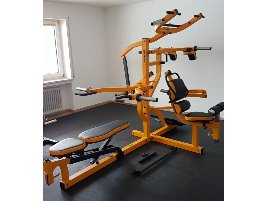 Powertec Workbench Multi System WB-MS16 - New - Bench Press - Lat Pulldown - Squat