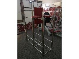 Dips + Abdominal Rack Abdominal Machine