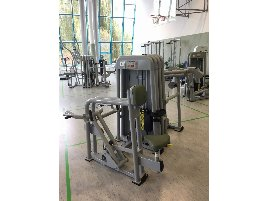ERGO-FIT Gym Equipment Package - Strength Training and Cardio Equipment - Good Condition