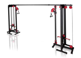Cable Pull Tower - MS-W106 - Marbo Sport Semi Pro (Cable Pull, Lat Pulldown)