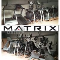 Cardiogeräte Set 8 Stk von Matrix, neue Modelle, Ascent Trainer, Laufbänder, Ergometer, Recumbent etc, gebraucht - überholter Zustand