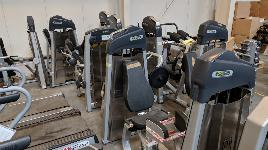 DHZ Fitness Package ~ 15 Machines ~ Condition AS-IS ~ No Refurbishment