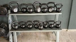 Functional Training/Kettlebells/Dumbbells