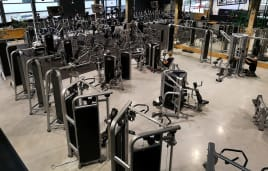 Life Fitness Gerätepark 80 Geräte Life Fitness Signature und Integrity Cardio - Aufgearbeitet TOP ZUSTAND!! Transport europaweit möglich
