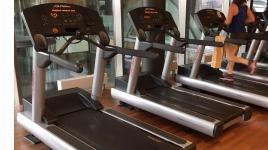 Life Fitness Treadmill Integrity