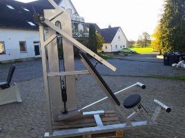 L+K, Schrägbankmaschine