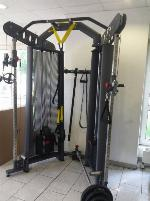 Dual pulley - L+K, many training possibilities - made in Germany
