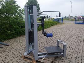 Gym80, Hip Machine