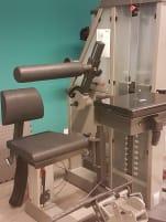 5 machines Proxomed Tergumed for spinal diagnostics