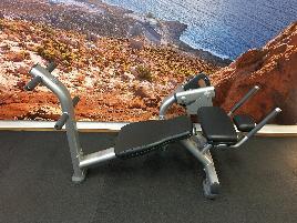 Abdominal Machine Abdominal Bench Life Fitness Ab Crunch Bench SABC