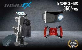 myoFX BUSINESS Paket - 2 x EMS WIRELESS GERÄTE + JETZT MIT MEHR ZUBEHÖR (Begrenzter Aktionszeitraum)