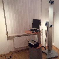 Spine measurement device formetric 4 D Diers