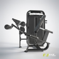 DHZ Fitness Seated Leg-Curl Fusion Pro – Directly from the manufacturer