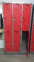 Lockers for sale - functional & in good condition
