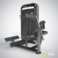 DHZ Fitness Lower-Back-Machine Fusion Pro – Direkt vom Hersteller