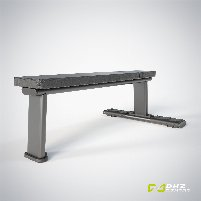DHZ Fitness Flat Bench Fusion Pro – Directly from the manufacturer