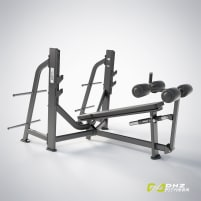 DHZ Fitness Olympic Decline Bench Fusion Pro – Directly from the manufacturer