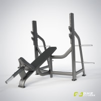 DHZ Fitness Olympic Incline Bench Fusion Pro – Directly from the manufacturer