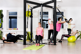 Funktioneller Trainingstower von FUNS Fitness