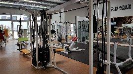 Complete gym equipment package with 14 machines