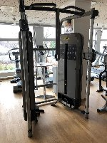 TECHNOGYM Complete Gym incl. Strength/Cardio/Accessories/Course Equipment