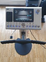 *As new* miha bodytec II - incl. complete equipment and base