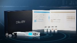 EPN - Professional MICRO NEEDLING PEN SYSTEM with ELECTROPORATION - WORLD INNOVATION! For Cosmetic Studios and Medical Aesthetics.
