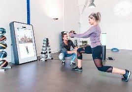 DIREKT VOM HERSTELLER schon ab 200,-€ mtl.: Digitales Therapiegerät für Funktionelles Training mit Bewegungsanalyse und Echtzeit-Korrektur