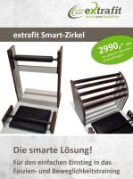 Extrafit Smart Circuit - NEW - 6 machines incl. § 20 certification for only 2,990 €
