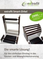 Extrafit Smart-Zirkel - NEU - 6 Geräte inkl. § 20 Zertifizierung für nur 2.990 €