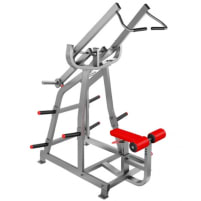 LAT PULLDOWN, LEVERAGE - Plate Loaded