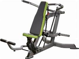 Elite Gym E-line Shoulder Press