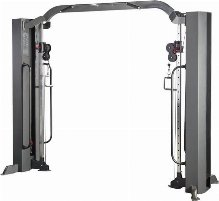 Elite Gym E-line Cable Cross Over with adjustable block